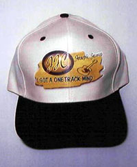 I Got a One Track Mind - Hat